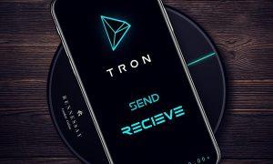 TRON TRX-obsidiam