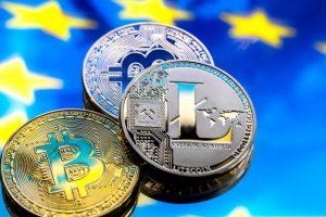 coins-bitcoin-litecoin-against-background-europe-european-flag-concept-virtual-money-close-up_169016-3366