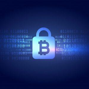 simbolo-digital-bitcoin-fondo-forma-candado-asegurado_1017-13708-obsidiam.com_